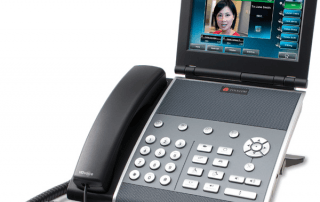 Polycom VVX1500 VoIP Business Telephone