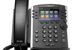 Polycom VVX400 VoIP Business Telephone