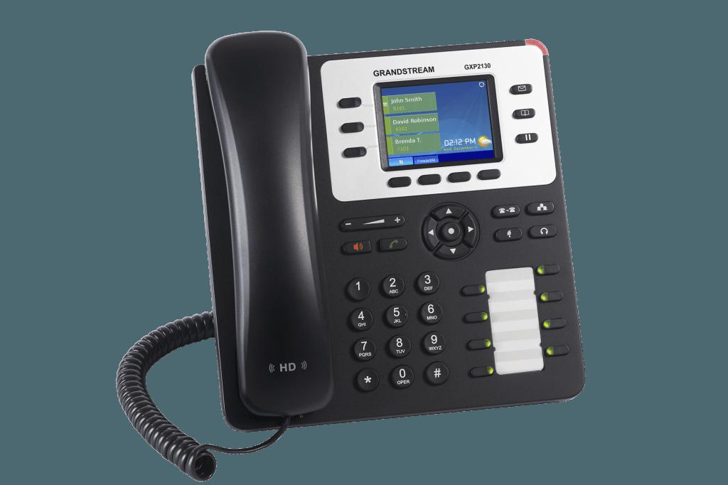 GrandStream GXP2130 Business Telephone