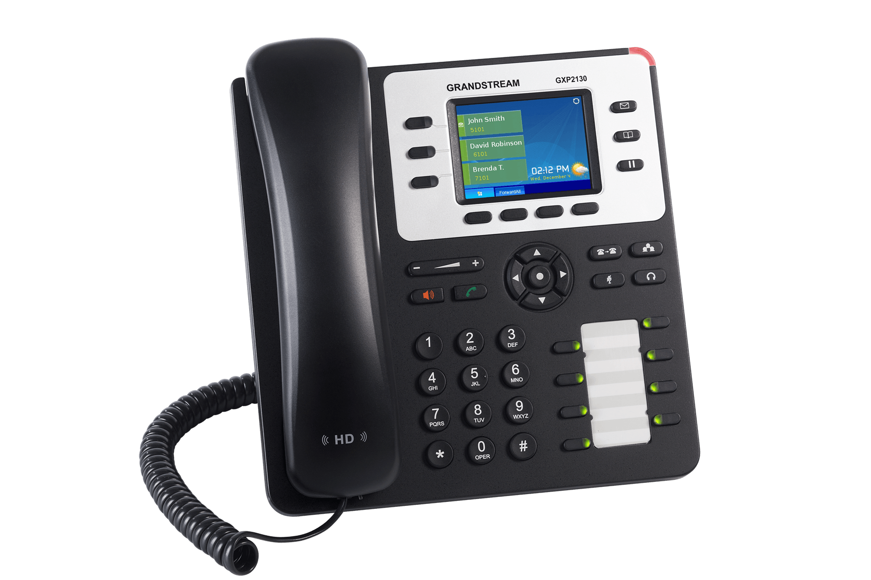 Cloud 9 Package includes a Grandstream GXP-2130 Phone