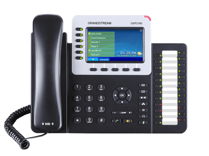 Grandstream GXP2160 IP Phone for business.