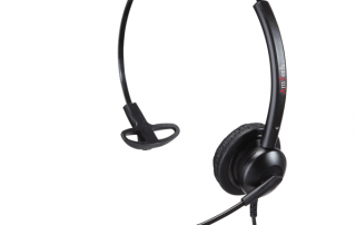 Business phone headset
