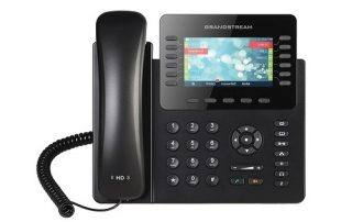 Grandstream GXP2170 VoIP Business Telephone for medium sized business.