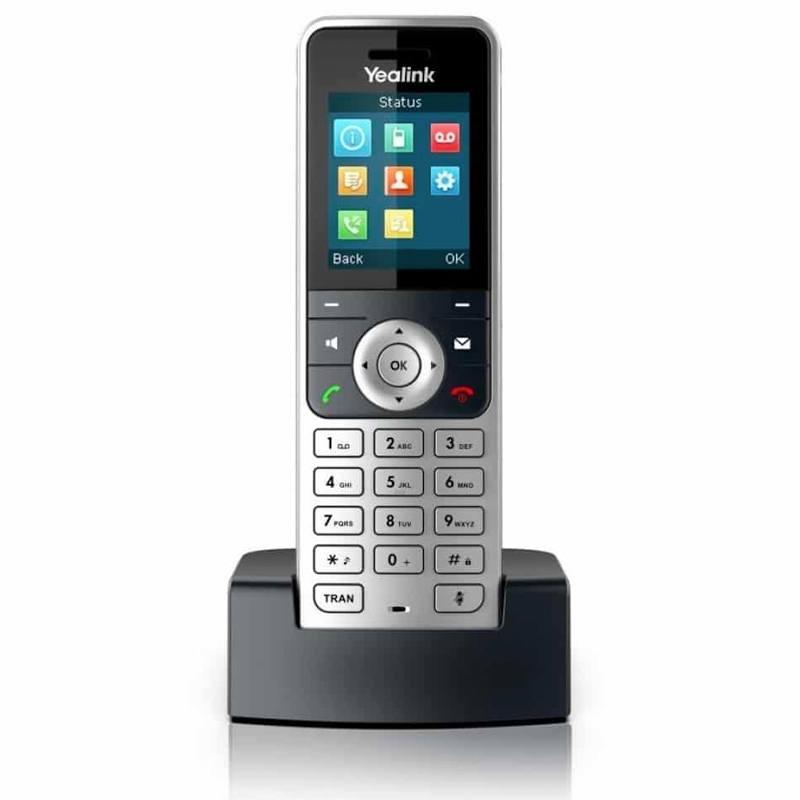Yealink W53H Cordless Phone